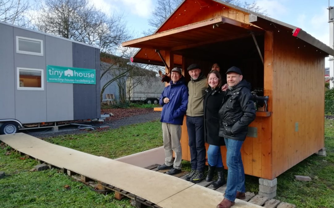 Besuch bei Tiny House Heidelberg